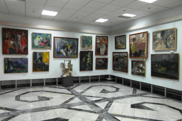 Savitsky collection in nukus