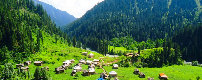 Best places for tourist in Azad Kashmir